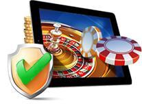 sécurité casino en ligne jetons roulette