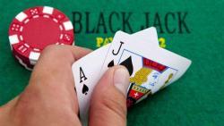 cartes jetons blackjack